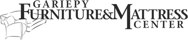 Gariepy Furniture & Mattress Center Logo